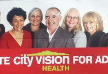 City Vision - 2013 Local Election