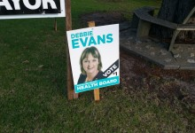 Debbie Evans - 2013 Local Election