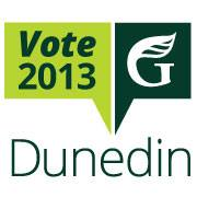 Green Party - 2013 Local Election