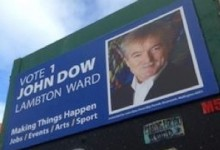 John Dow - 2013 Local Election