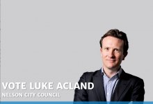 Luke Acland - 2013 Local Election