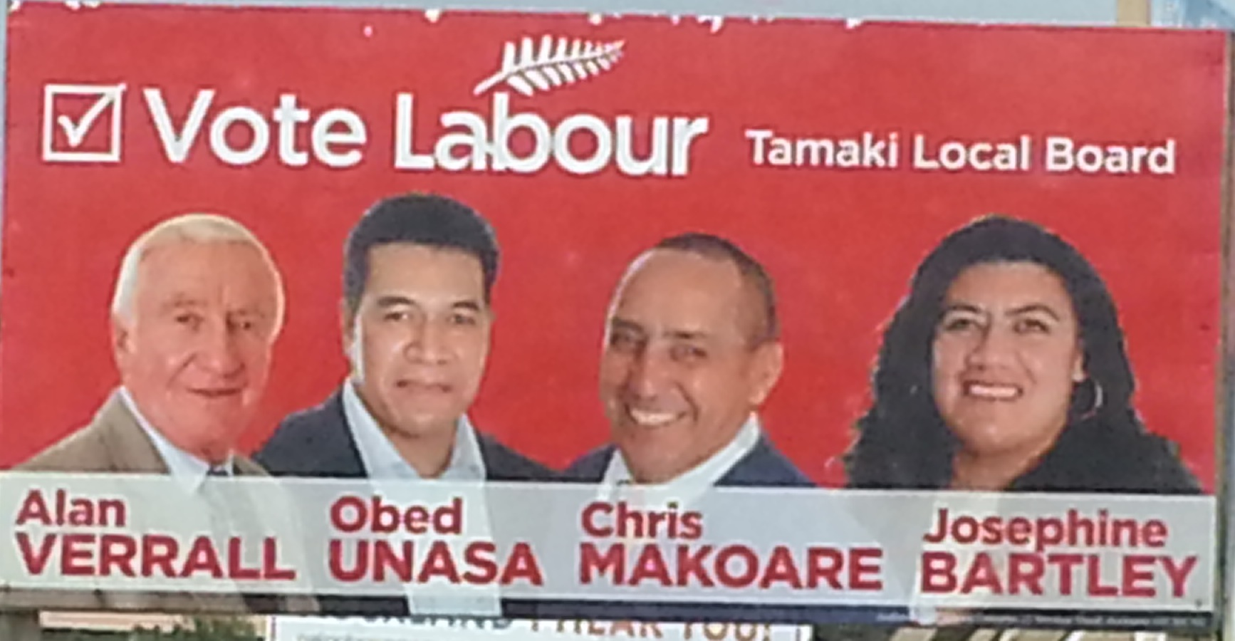 Labour Party - 2013 Local Election