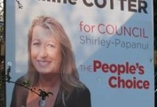 Pauline Cotter - People's Choice - 2013 Local Election