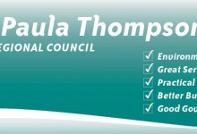 Paula Thompson - 2013 Local Election