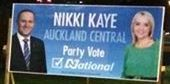 Nikki Kaye - National Party - 2014 General Election