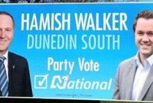 Hamish Walker - National Party - 2014 General Election