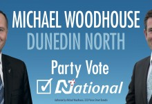 Michael Woodhouse - National Party - 2014 General Election