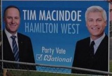Tim MacIndoe - National Party - 2014 General Election