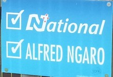 Alfred Ngaro - National Party - 2014 General Election