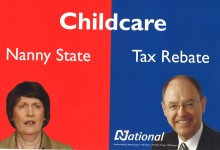 National Party - 2005 General Election - Childcare