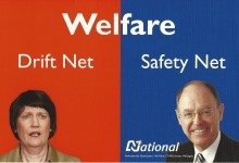 National Party - 2005 General Election - Welfare