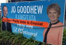Jo Goodhew - National Party - 2014 General Election - Rangitata