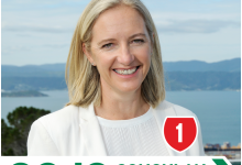 Jo Coughlan - 2016 Local Elections