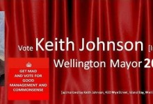 Keith Johnson - 2016 Local Elections
