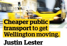 Justin Lester - Labour - 2016 Local Elections