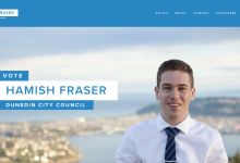 Hamish Fraser - 2016 Local Elections