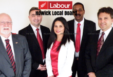 Labour Party - 2016 Local Elections
