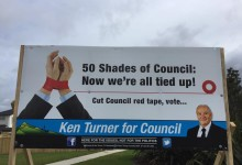Ken Turner - 2016 Local Elections