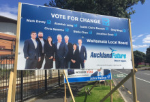 Auckland Future - 2016 Local Elections