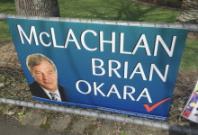 Brian McLachlan - 2016 Local Elections