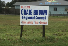 Craig Brown - 2016 Local Elections