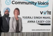 Community Voice - 2016 Local Elections