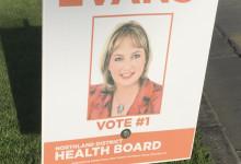 Debbie Evans - 2016 Local Elections