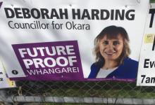 Deborah Harding - 2016 Local Elections