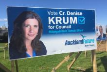 Denise Krum - Auckland Future - 2016 Local Elections