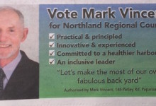 Mark Vincent - 2016 Local Elections