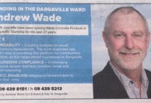Andrew Wade - 2016 Local Elections