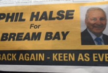 Phil Halse - 2016 Local Elections
