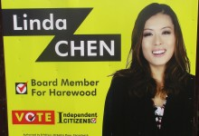 Linda Chen - 2016 Local Elections