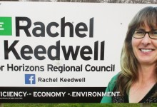 Rachel Keedwell - 2016 Local Elections