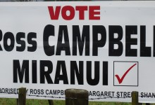 Ross Campbell - 2016 Local Elections