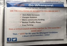 Go-Whangarei - 2016 Local Elections