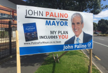 John Palino - 2016 Local Elections