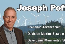 Joseph Poff - 2016 Local Elections