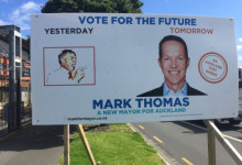 Mark Thomas - 2016 Local Elections