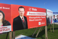 Patrick Cummuskey - Labour Party - 2016 Local Elections