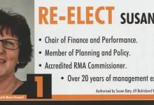 Susan Baty - 2016 Local Elections