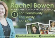 Rachel Bowen - 2016 Local Elections