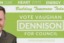 Vaughan Dennison - 2016 Local Elections