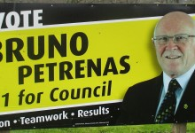 Bruno Petrenas - 2016 Local Elections