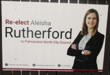 Aleisha Rutherford - 2016 Local Elections