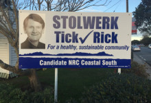 Rick Stolwerk - 2016 Local Elections