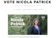 Nicola Patrick - 2016 Local Elections