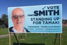Tony Smith - 2016 Local Elections