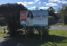 Vic Crone - 2016 Local Elections