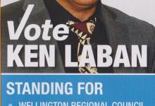 Ken Laban - 2016 Local Elections